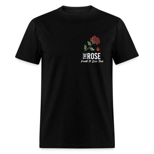 THE ROSE 2018 Paint It Rose Tour (Front Only) - Men's T-Shirt