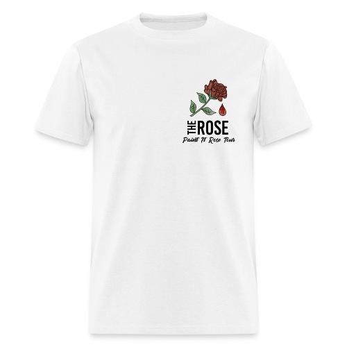 THE ROSE 2018 Paint It Rose Tour (Black) - Men's T-Shirt