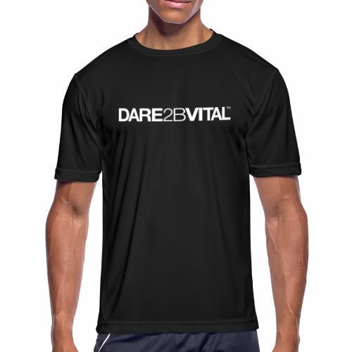 DARE2BVITAL (TM) Athletic Shirt - Men's Moisture Wicking Performance T-Shirt