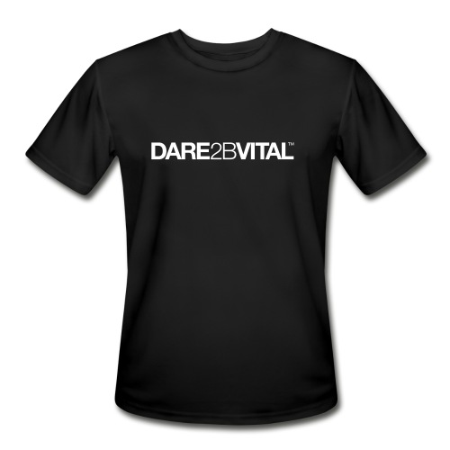 DARE2BVITAL Athletic Shirt - Men's Moisture Wicking Performance T-Shirt
