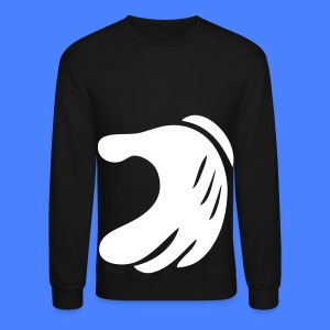 Matching Heart Long Sleeve Shirts - Crewneck Sweatshirt