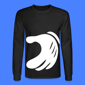 Matching Heart Long Sleeve Shirts - Men's Long Sleeve T-Shirt