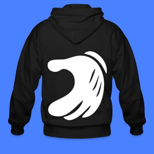 Matching Heart Zip Hoodies/Jackets - Men's Zip Hoodie