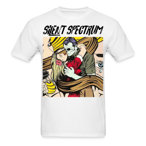 Silent Spectrum California 2017 Shirt  - Men's T-Shirt