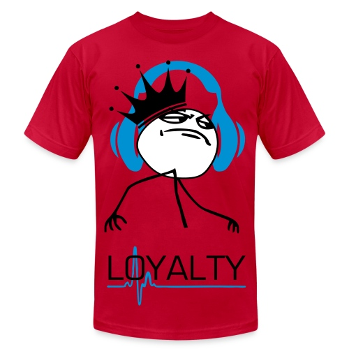 Loyalty Standard King Tee - Men's  Jersey T-Shirt