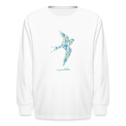 See Possibilities - Kids' Long Sleeve T-Shirt
