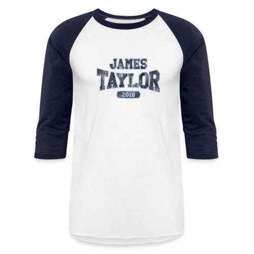 2018 Raglan - Baseball T-Shirt