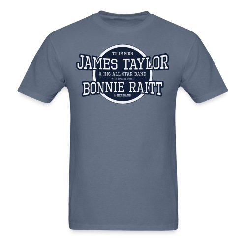 2018 JT and BR Itin - Men's T-Shirt