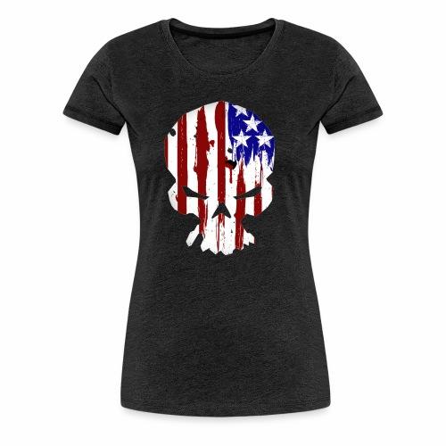 American Zombie - Women's Premium T-Shirt