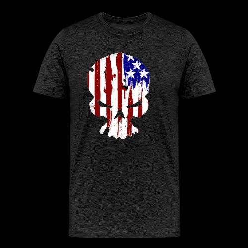 American Zombie - Men's Premium T-Shirt