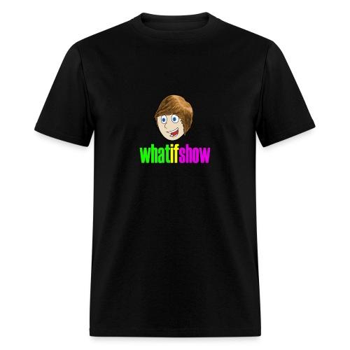 Cartoon Face (Men's T) - Men's T-Shirt