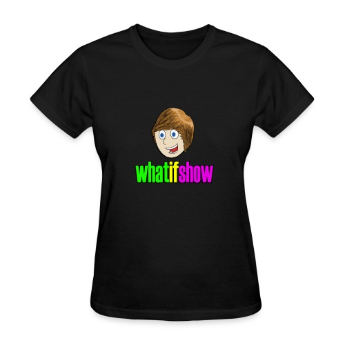 Cartoon Face (Women's T) - Women's T-Shirt