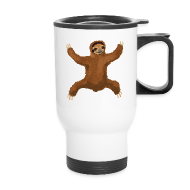 Mugs & Drinkware ~ Travel Mug ~ Sloth Love Hug Lug MUG!