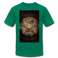 T-Shirts ~ Men's T-Shirt by American Apparel ~ GORGUTS