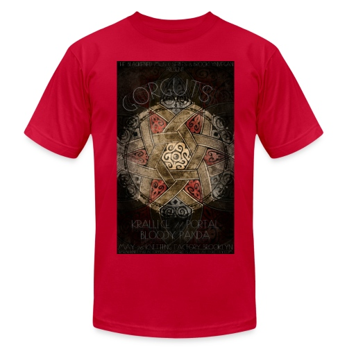 GORGUTS - Men's Fine Jersey T-Shirt
