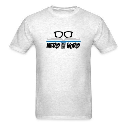 Nerd for the Word Men's T-Shirt - Men's T-Shirt