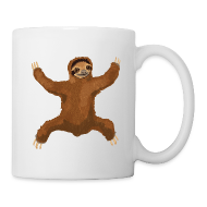 Mugs & Drinkware ~ Coffee/Tea Mug ~ Sloth Love Hug MUG!