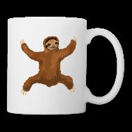 Mugs & Drinkware ~ Coffee/Tea Mug ~ Sloth Love Hug MUG!