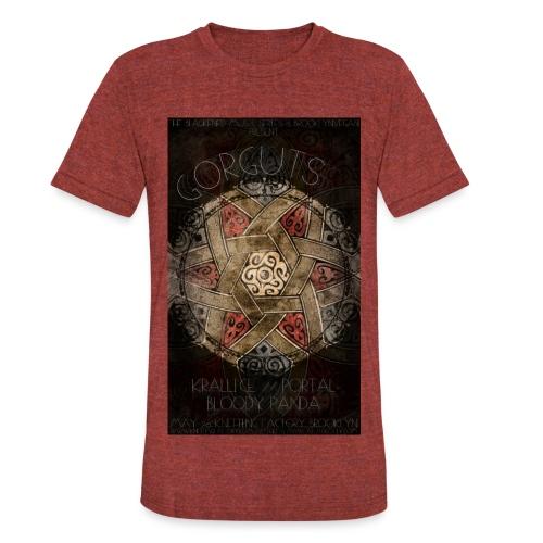 GORGUTS - Unisex Tri-Blend T-Shirt