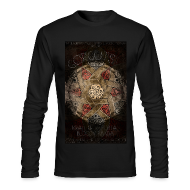 Long Sleeve Shirts ~ Men's Long Sleeve T-Shirt by Next Level ~ GORGUTS
