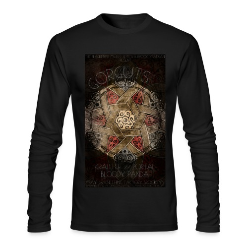 GORGUTS - Men's Long Sleeve T-Shirt by Next Level