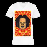 T-Shirts ~ Men's V-Neck T-Shirt by Canvas ~ SCOUT NIBLETT