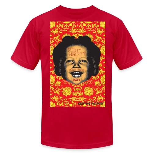 SCOUT NIBLETT - Men's Fine Jersey T-Shirt