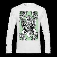 Long Sleeve Shirts ~ Men's Long Sleeve T-Shirt by American Apparel ~ SMASH MECHANICS