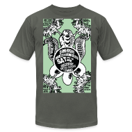 T-Shirts ~ Men's T-Shirt by American Apparel ~ SMASH MECHANICS