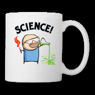 Mugs & Drinkware ~ Coffee/Tea Mug ~ SCIENCE! Mug  2013 SALE!