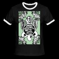 T-Shirts ~ Men's Ringer T-Shirt ~ SMASH MECHANICS