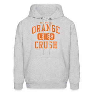 ORANGE CRUSH - Von Miller (LB #58) - Men's Hoodie