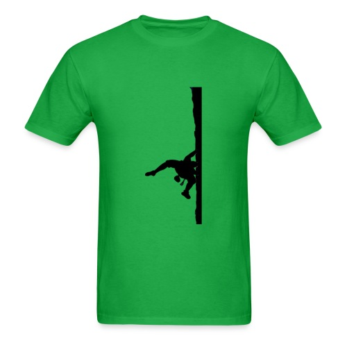 Rock Wall - Men's T-Shirt