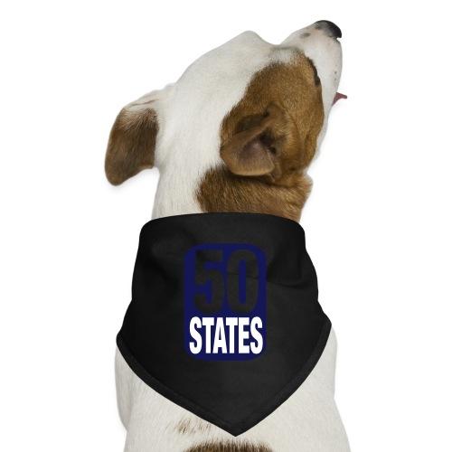 50 STATES - Dog Bandana
