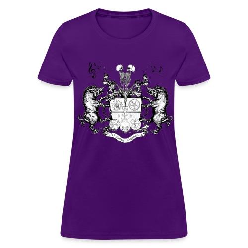 Weirdcraft Seal (girls) - Women's T-Shirt