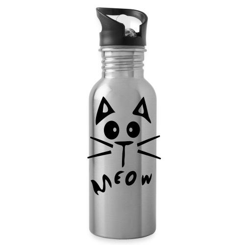 Cat Water Bottle  - Water Bottle