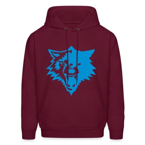 Loyalty Wolf Hoodie - Men's Hoodie