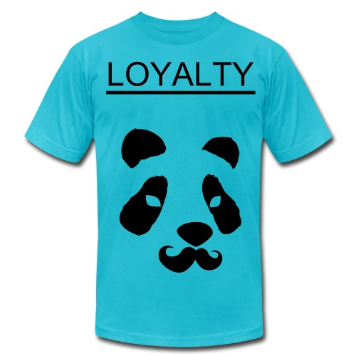 Loyalty Panda Tee - Men's  Jersey T-Shirt