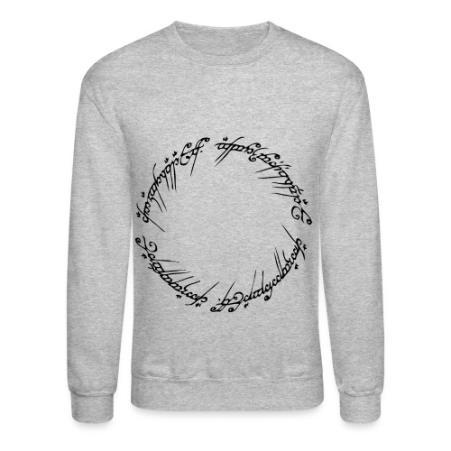 lord of the ring love - Crewneck Sweatshirt