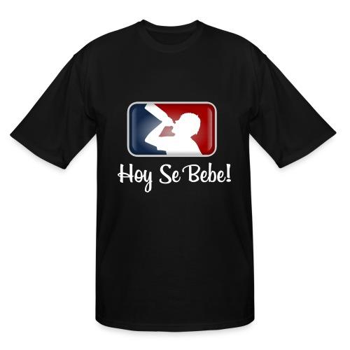 Hoy Se Bebe - Men's Tall T-Shirt