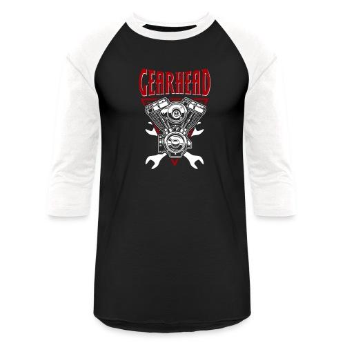 Gearhead - Baseball - T-Shirt - Baseball T-Shirt