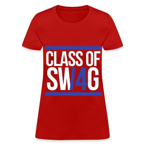 Class of Swag - Women's T-Shirt