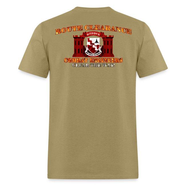 479th En Batt - RC Sapper Back Only