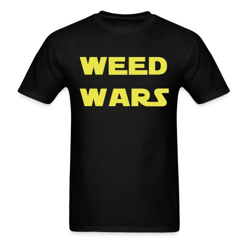 Weed Wars T-Shirt Men - Men's T-Shirt