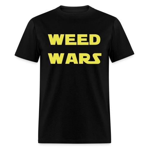 Weed Wars T-Shirt Men - Men's T-Shirt