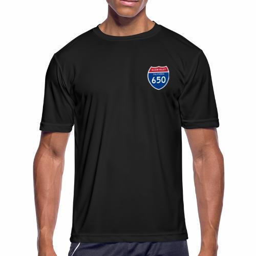 SV650 #DareToBeVtial Shirt - Men's Moisture Wicking Performance T-Shirt