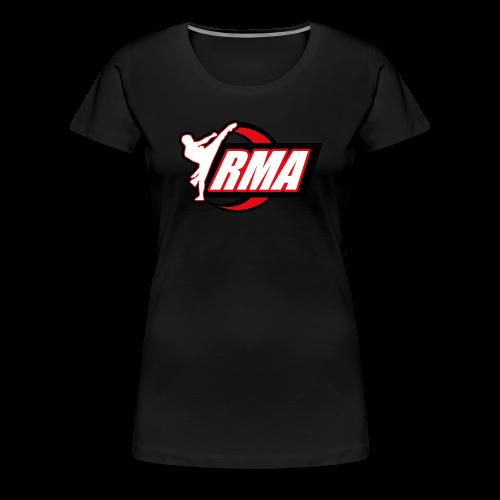 RMA Logo Tee Ladies - Women's Premium T-Shirt