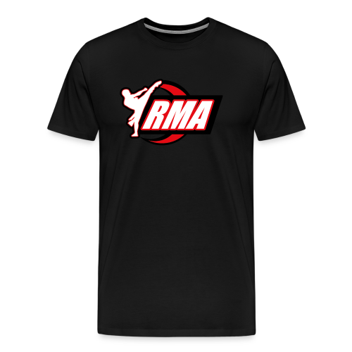RMA Logo Tee Mens - Men's Premium T-Shirt