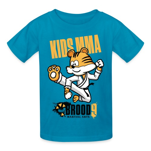 Kids MMA Bright Shirt - Kids' T-Shirt