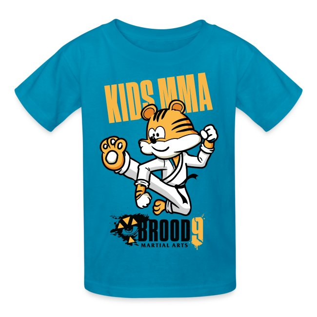 Kids MMA Bright Shirt